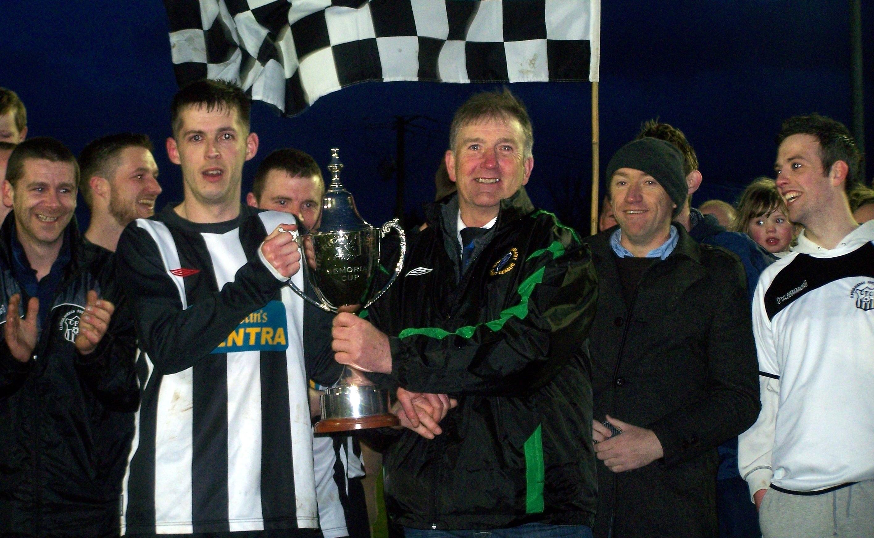 Ricky Fogarty Cup Presentation