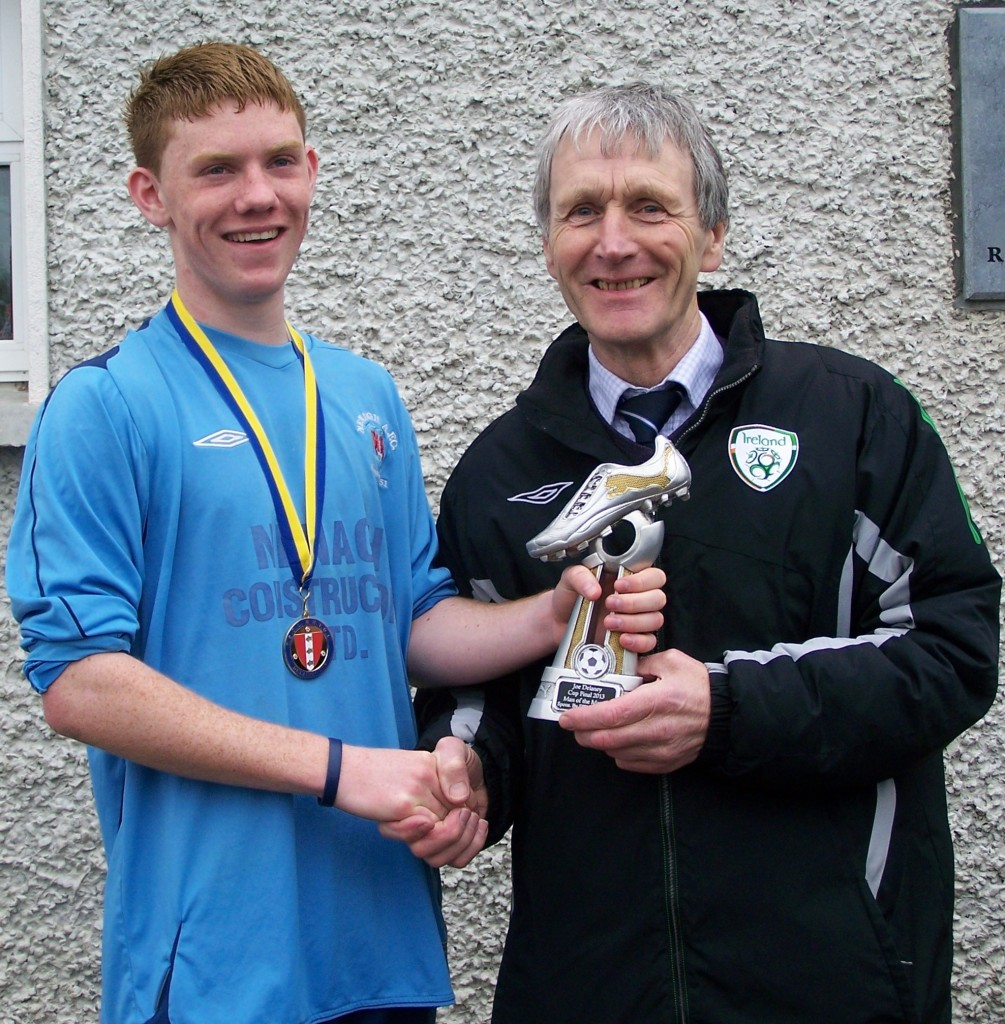 05-18-13 - Man of Match Presentation