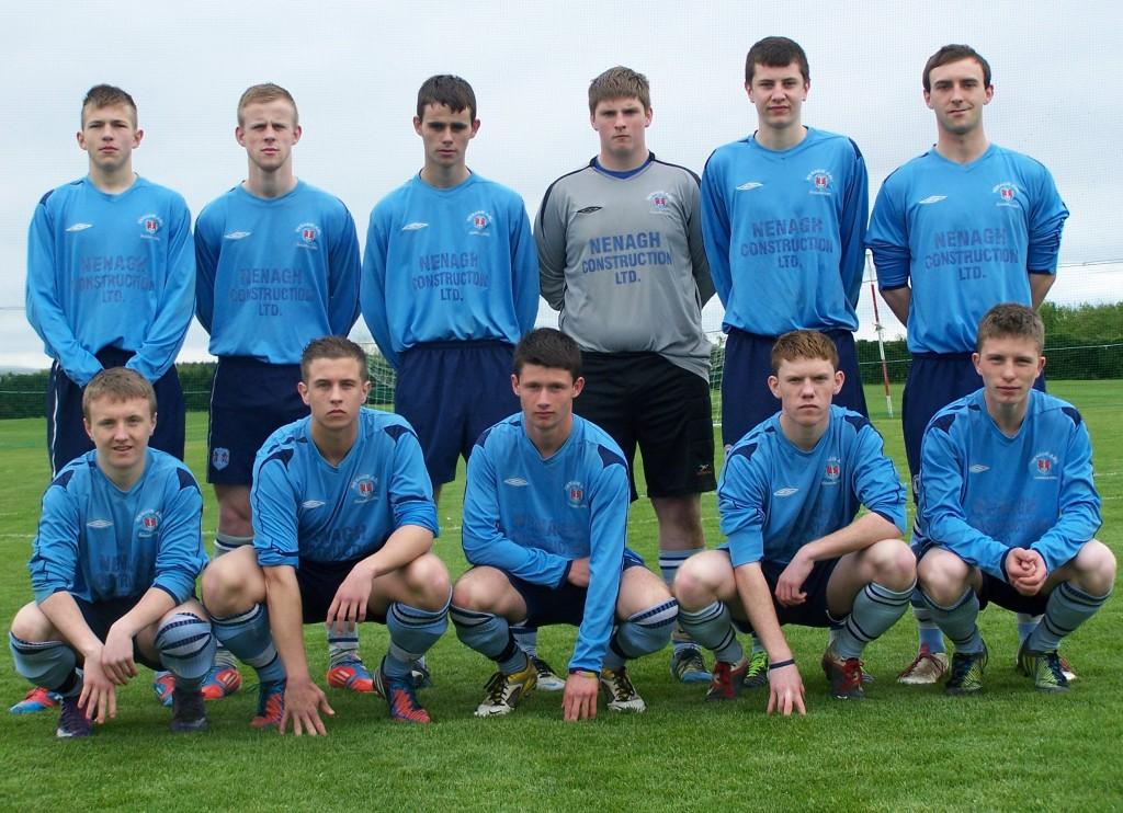 05-18-13 - Nenagh AFC Youths