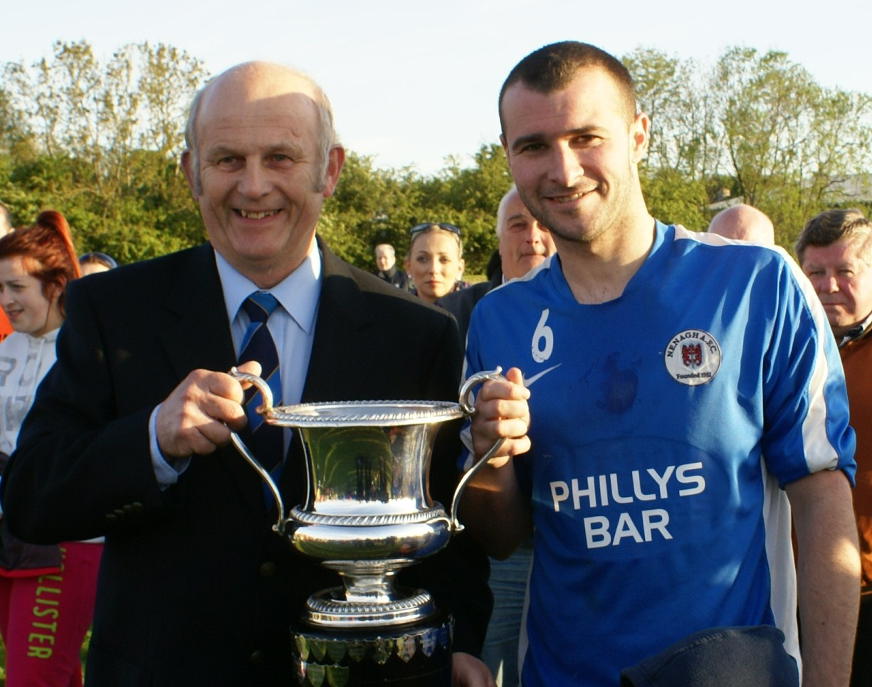 NT&DL Tipperary Cup Presentation